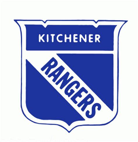 Kitchener Rangers by Kitchener Ranger B S Hockey Logo From 1981 82 At Hockeydb