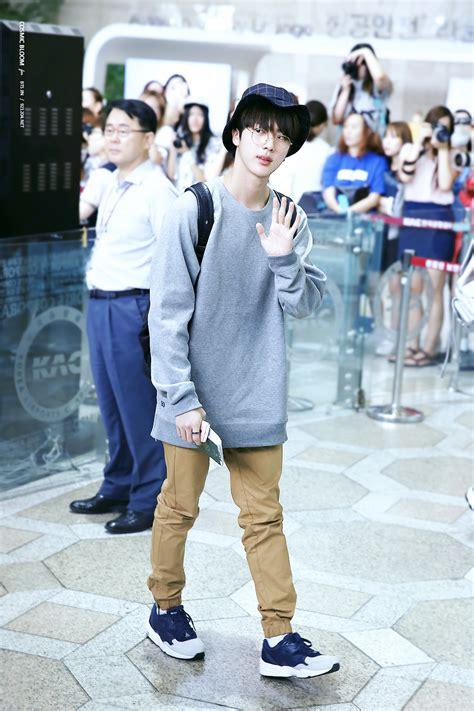 Jinjin Fashion bangtan boys seokjin jin 150813 bts jin bts boys and kpop