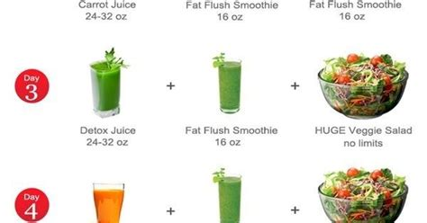 Detox Cleanse With Vegetables by Juicing Recipes For Detoxing And Weight Loss Fruits And