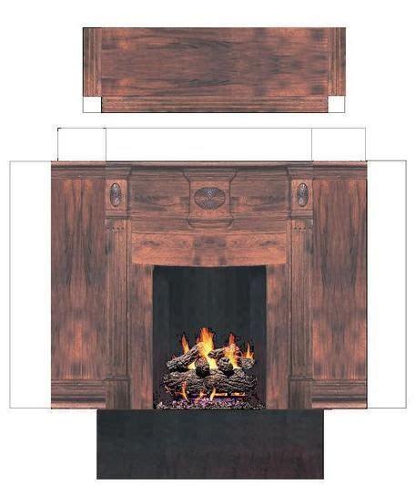 chiminea glue chimenea 002 jpg miniature furniture appliances and