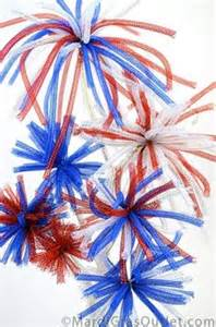 diy fireworks decorations fireworks memorial day fourth