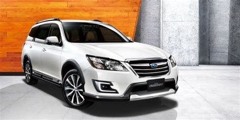 subaru minivan 2016 subaru seven seat suv to start production in u s after