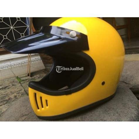 Helm Trail Anak Helm Trail Motor Dammtrax Tipe Blaster Original Mulus Kuning Jakarta Dijual Tribun Jualbeli
