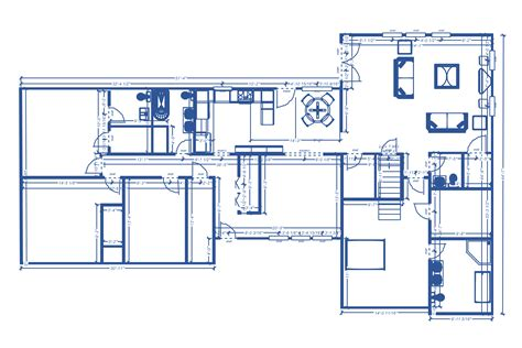 blueprint home design home design ideas plans