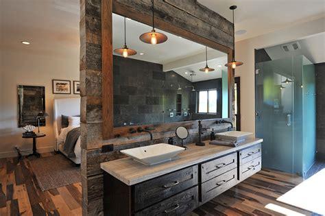 Bathroom Design Los Angeles by Rustic Glamour Rustic Bathroom Los Angeles By Jrp