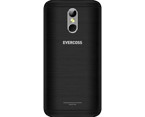 Evercoss M50 4g Black evercoss m50 let s connect smartphone for everyone