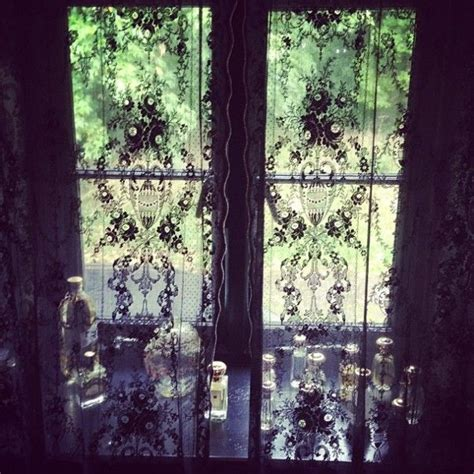 black lace curtains vintage 22 best images about woah pearl lowe on pinterest lace