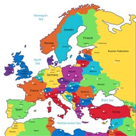 map of europe today map of europe today my