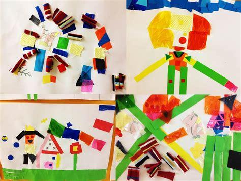 ejemplos de collage para ninos c 243 mo hacer un collage