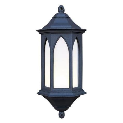Candelabra Chandelier Exterior Light York Outdoor Garden Black Stone Gothic