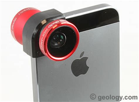an iphone camera lens for wide angle and macro photos