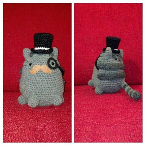 pusheen knitting pattern not a fan of pusheen but this is amigurumi