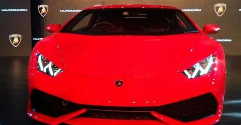 Lamborghini Price In India Lamborghini Huracan Launched In India At A Price Of Rs 3