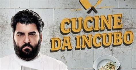 cucine da incubo 2 italia cucine da incubo italia 2 torna su foxlife dal 7 maggio