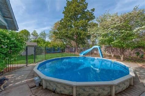 in ground pool ideas 14 great above ground swimming pool ideas