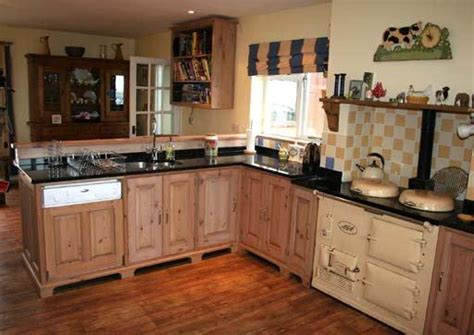 Kitchen Furniture Uk by New From Old Bespoke Solid Wood Kitchens And Furniture