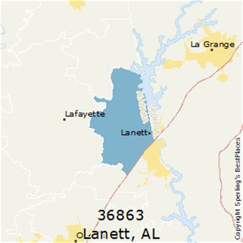 Section Alabama Zip Code by Best Places To Live In Lanett Zip 36863 Alabama