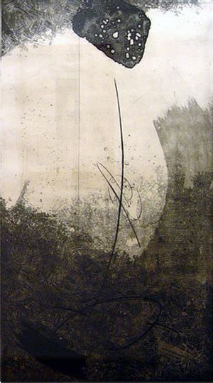 adel sabour zamalek gallery exhibition intaglio painting for