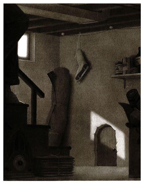 the mysteries of harris burdick chris van allsburg 9780395827840