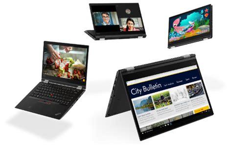 Lenovo New 2018 Ces 2018 Lenovo Unveils New Thinkpad L T And X Series