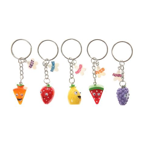 Where Can You Buy Claire Gift Cards - bff fruit keychain claire s ca