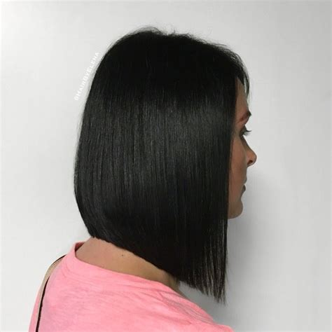 graduated bob for permed hair 17 best ideas about short aline haircuts on pinterest