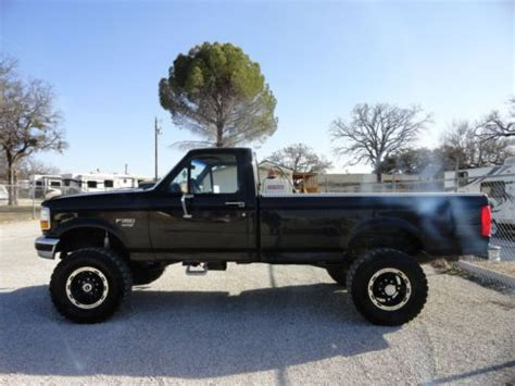 how things work cars 1996 ford f350 free book repair manuals buy used 1996 ford f350 4x4 7 3 diesel long bed regular cab with 4 quot lift in granbury texas
