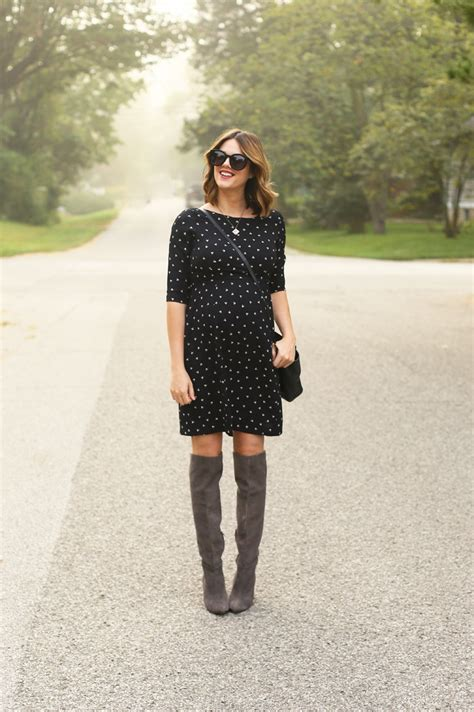 The Knee Boot Stylecrazy A Fashion Diary by What I Wore Hey Shortie On What I Wore