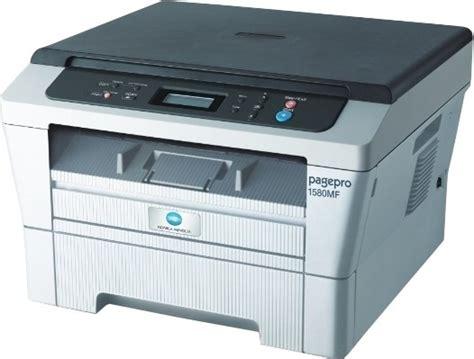 Printer Laser Warna Konica Minolta konica minolta pagepro 1580mf multi function printer konica minolta flipkart