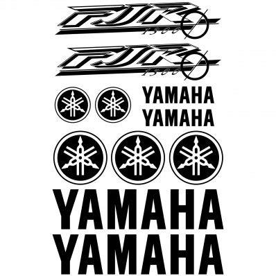 Yamaha Warrior Aufkleber by Wandtattoos Folies Yamaha Aufkleber