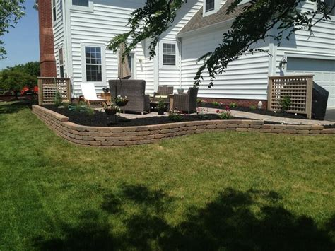 retaining wall contractor retaining wall landscaping