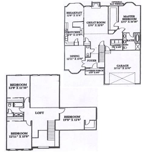 tri level floor plans build your home www mlhuddleston