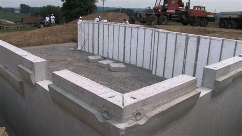 precast insulated basement foundation walls lower cost