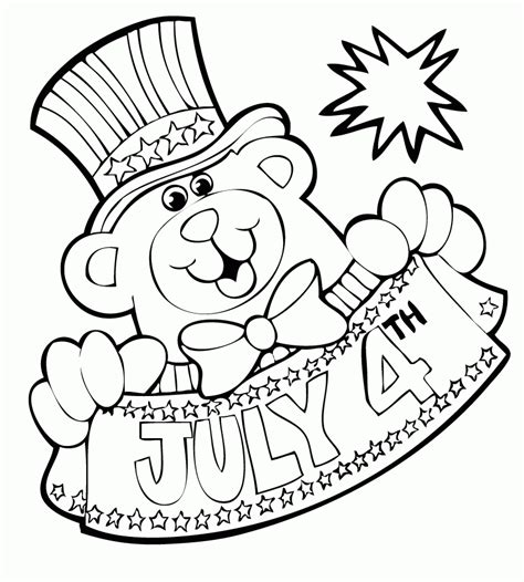fourth of july coloring pages pdf 4th of july free coloring sheets 2014 free printables for