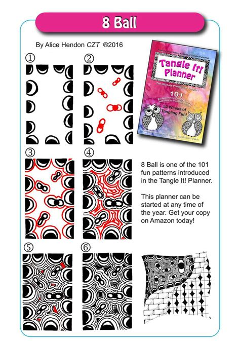 tangle starts planner tangle through the year artangleology volume 2 books 17 best images about zentangle numbers on
