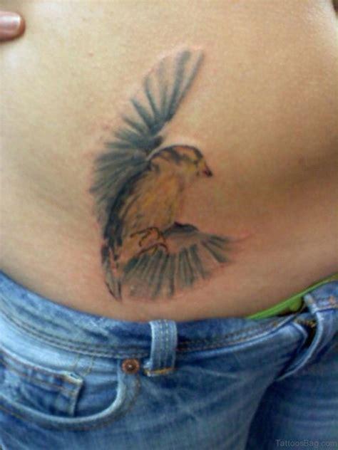 tattoos on waistline designs 43 beautiful birds tattoos designs on waist