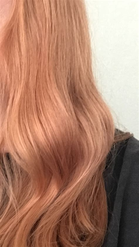 strawberry blonde hair formulas how i got my strawberry blonde color 1 oz wella color