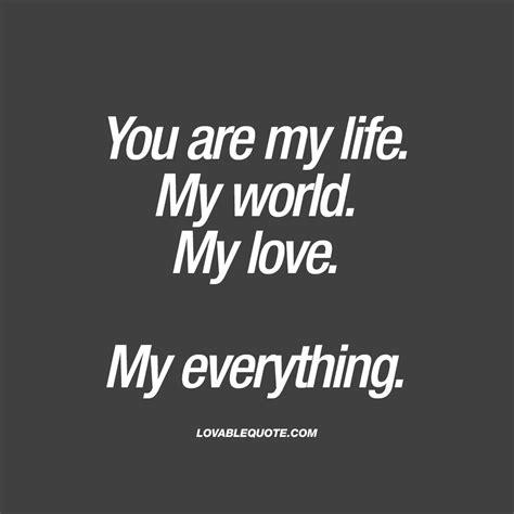 quote        life  world  love    true love