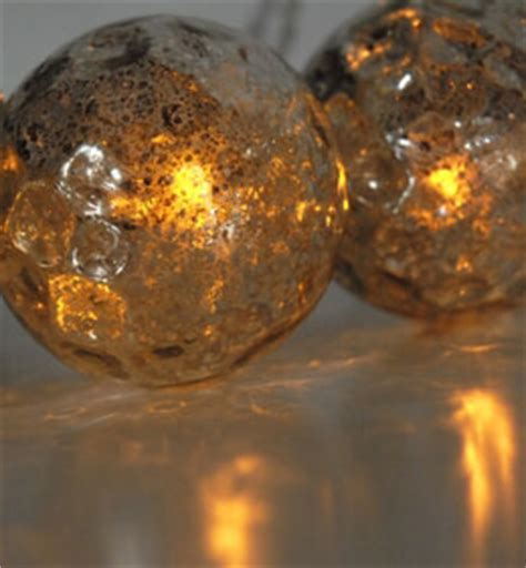 glass globe string lights solar powered led lanterns lights