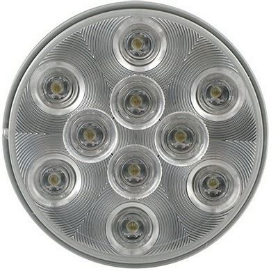 4 inch led trailer lights sealed 4 inch white led trailer utility light