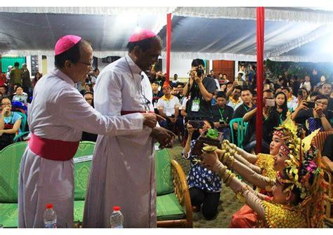 erafone veteran palembang indonesia asian youth day people urged to assert christian identity