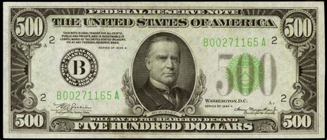 Uang 100 000 Dolar Usa 1934 500 dollar bill us dollar bills