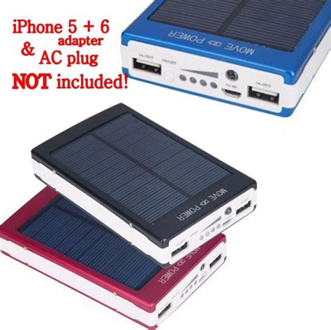 l with phone charger what is the best solar battery charger power bank for cell