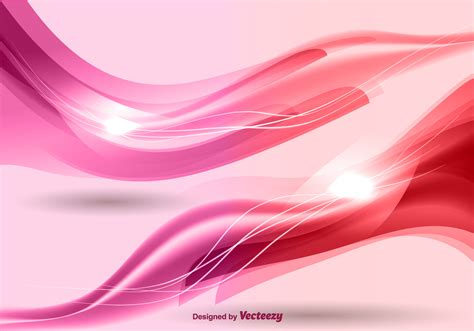 pink wallpaper eps pink waves background vector download free vector art