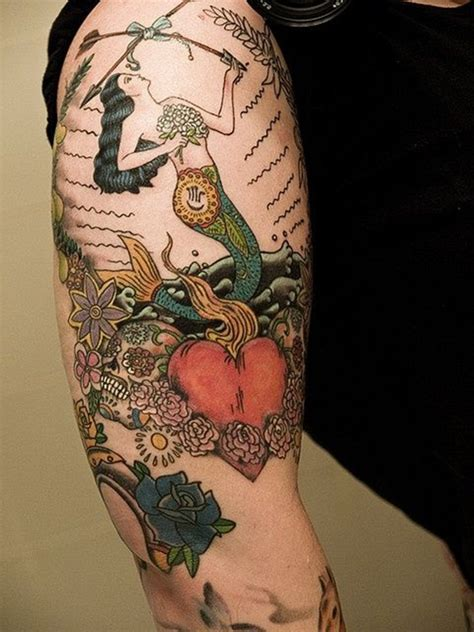mermaid tattoo 30 mermaid ideas for