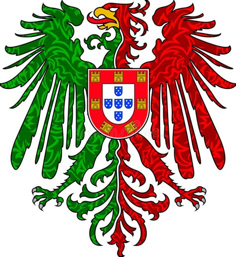 tattoo prices portugal portuguese eagle stock illustration image of prey wing