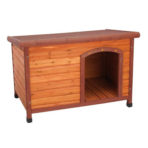 dog house kits home depot portablepet 40 in d x 33 in w x 36 5 in h houndhouse khaki x large portable dog