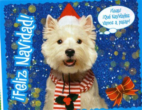 imagenes de animales navidad foto de perros con gorro de papa noel
