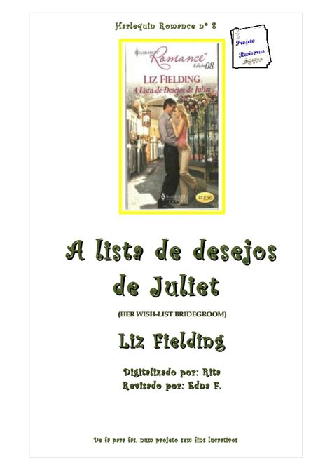 Wish List Bridegroom By Liz Fielding liz fielding a lista de desejos de juliet