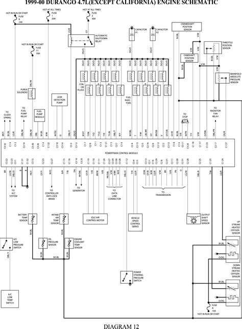 dodge 5 2l engine diagram ignition dodge get free image